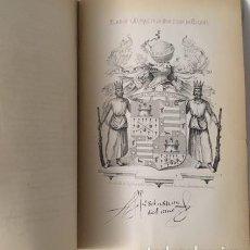Libros antiguos: FRANCISCO JAVIER DE SALAS : DISCURSO SOBRE COLÓN Y JUAN SEBASTIÁN ELCANO (1879) CON 3 GRABADOS. . Lote 64193423