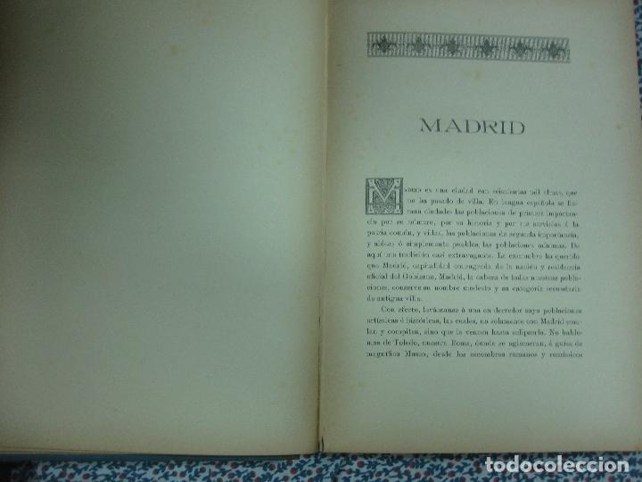 Libros antiguos: LAS GRANDES CIUDADES.ROMA-MADRID-LISBOA-ATENAS-TOKIO. PEDRO UMBERT. IMP. HENRICH 1900. - Foto 3 - 64562363