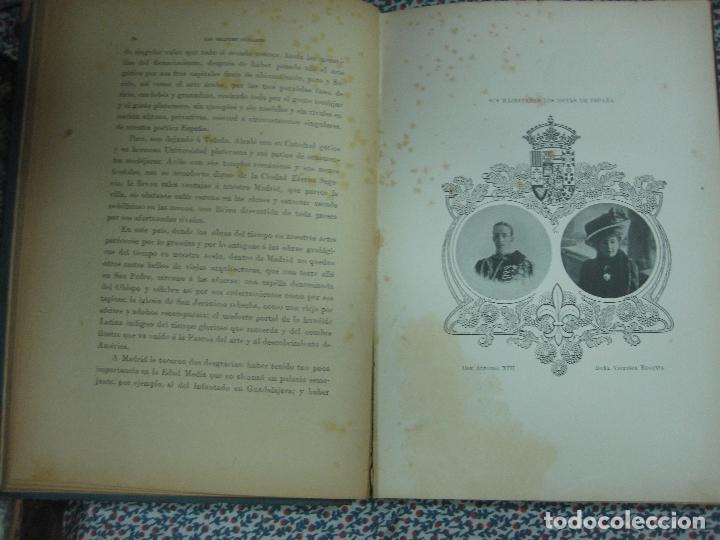 Libros antiguos: LAS GRANDES CIUDADES.ROMA-MADRID-LISBOA-ATENAS-TOKIO. PEDRO UMBERT. IMP. HENRICH 1900. - Foto 4 - 64562363
