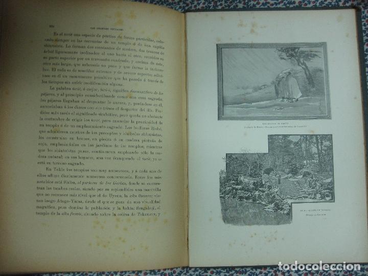 Libros antiguos: LAS GRANDES CIUDADES.ROMA-MADRID-LISBOA-ATENAS-TOKIO. PEDRO UMBERT. IMP. HENRICH 1900. - Foto 8 - 64562363