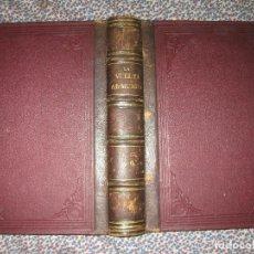 Alte Bücher - LA VUELTA AL MUNDO . VIAJES INTERESANTES Y NOVISIMOS. GASPAR Y ROIG. TOMOS 5-6. 1866-1867. - 64752079