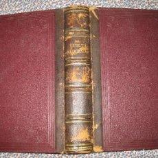 Libros antiguos: LA VUELTA AL MUNDO . VIAJES INTERESANTES Y NOVISIMOS. GASPAR Y ROIG. TOMOS 1-2. 1864-1869.. Lote 64752451