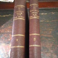 Libros antiguos: LA ESTRELLA POLAR EN EL MAR ARTICO 1899-1900. SAR LUIS AMADEO DE SABOYA, 1903. Lote 66790918
