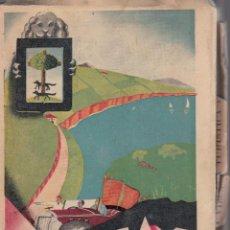 Libros antiguos: ESTEBAN CALLE ITURRINO. GUÍA DE BILBAO Y VIZCAYA. BILBAO, C. 1930.. Lote 67172393
