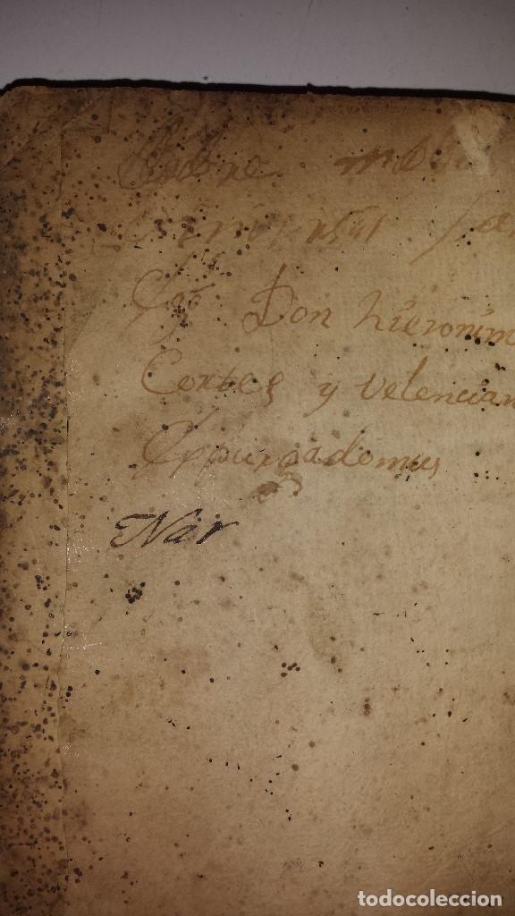 Libros antiguos: DEL MUNDO Y SU DIVISION 1782 - Foto 7 - 67335629