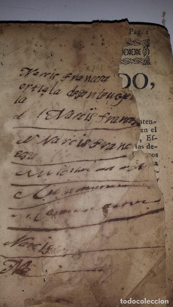 Libros antiguos: DEL MUNDO Y SU DIVISION 1782 - Foto 8 - 67335629