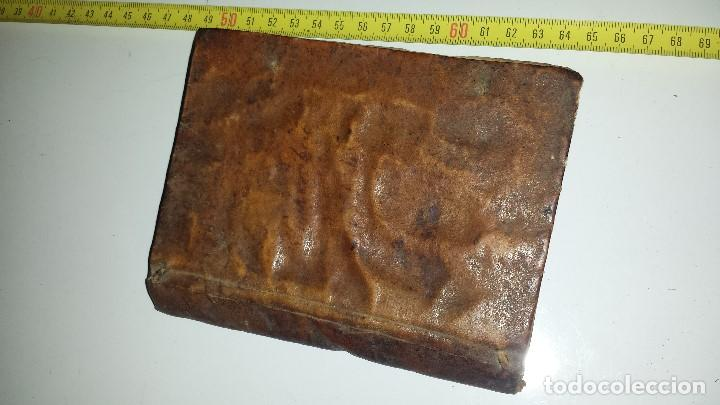 Libros antiguos: DEL MUNDO Y SU DIVISION 1782 - Foto 10 - 67335629