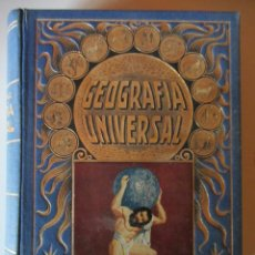 Libros antiguos: GEOGRAFIA UNIVERSAL. AGUSTÍN BLÁNQUEZ FRAILE. ED. RAMÓN SOPENA. 1934. Lote 69301269
