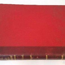 Libros antiguos: 1903 - CHÍAS Y CARBÓ - ATLAS GEOGRÁFICO IBEROMERICANO: PORTUGAL. Lote 69832469