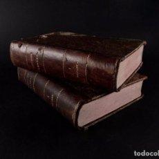 Libros antiguos: GEOGRAFIA GENERAL NAVARRA TOMOS 1 Y 2. Lote 69841665