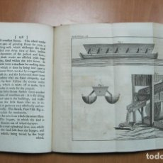 Libros antiguos: YOUNGS S VI MONTHS TOUR ... NORTH OF ENGLAND, (VOL.III), 1770. ARTHUR YOUNG. BIEN ILUSTRADO. Lote 69867293