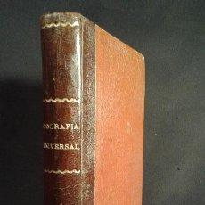 Libros antiguos: GEOGRAFÍA UNIVERSAL. JIMÉNEZ Y JAÉN. SEVILLA. 1929.. Lote 187609158