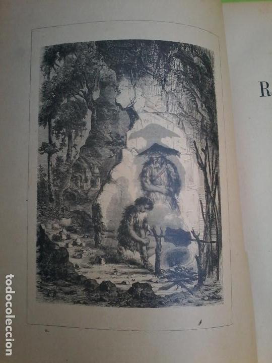 Libros antiguos: LAS AVENTURAS DE ROBINSON CRUSOE - DANIEL DE FOE - 1910 - - Foto 7 - 71398115