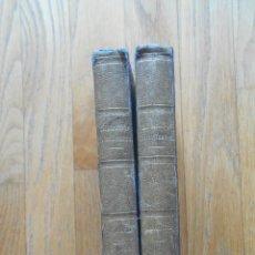 Libros antiguos: LIBRO VIAJES, MALERISKE FEIERSTUNDEN, DAS BUCH DER REISEN AND ENTDECKUGEN, AFRICA 2 TOMOS LEER. Lote 73245911