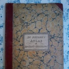 Libros antiguos: AN ATLAS OF ANCIENT GEOGRAPHY BY SAMUEL BUTLER - 1826 - MAPAS - CARTES - MAPS -. Lote 73415319