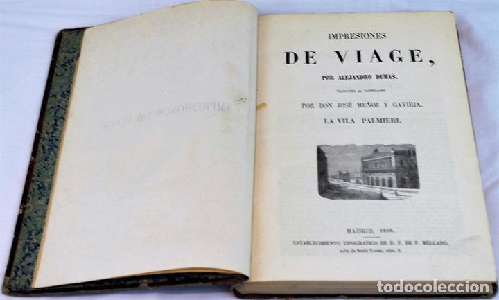 impresiones de viage. la villa palmieri\' por a - Comprar Libros ...