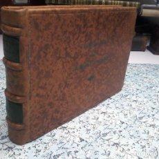Livros antigos: LA GEOGRAFIA EN LAMINAS Y MAPAS - 1834 - GRABADOS - ATLAS - CARTE- MAP. Lote 74273979