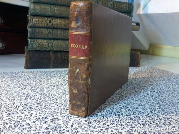 Libros antiguos: LA GEOGRAPHIE EN STAMPES OU MOEURS ET COSTUMES - 1819 - GRABADOS - LAMINAS - - Foto 2 - 74351175