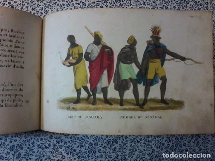 Libros antiguos: LA GEOGRAPHIE EN STAMPES OU MOEURS ET COSTUMES - 1819 - GRABADOS - LAMINAS - - Foto 14 - 74351175