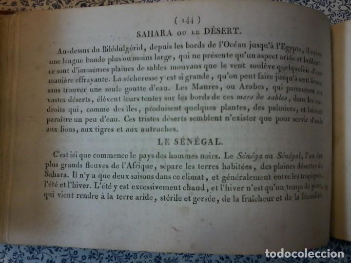 Libros antiguos: LA GEOGRAPHIE EN STAMPES OU MOEURS ET COSTUMES - 1819 - GRABADOS - LAMINAS - - Foto 15 - 74351175