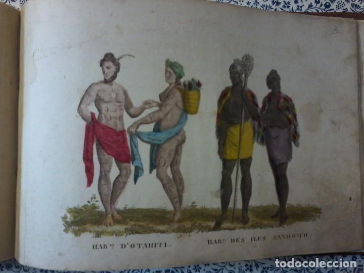 Libros antiguos: LA GEOGRAPHIE EN STAMPES OU MOEURS ET COSTUMES - 1819 - GRABADOS - LAMINAS - - Foto 19 - 74351175