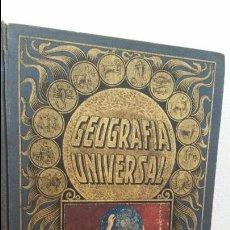Libros antiguos: GEOGRAFIA UNIVERSAL. AGUSTIN BLANQUEZ FRAILE. BIBLIOTECA HSPANIA RAMON SOPENA 1933.. Lote 74669539