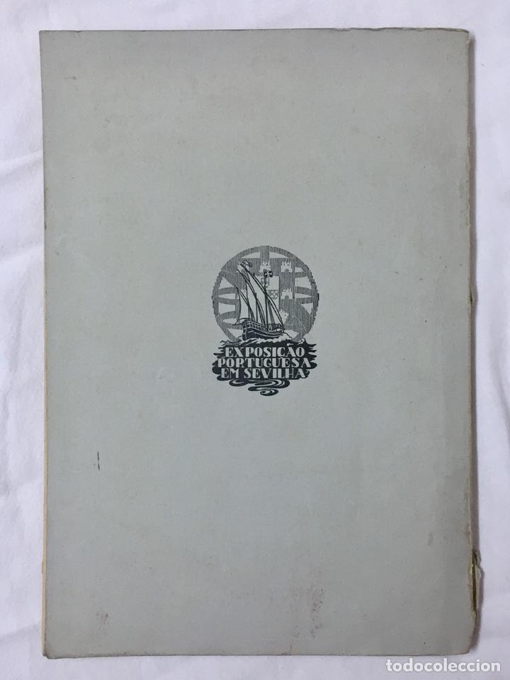 Libros antiguos: GUIA OFICIAL EXPOSICION PORTUGUESA SEVILLA 1929 PORTUGAL SEVILHA - Foto 3 - 75118434