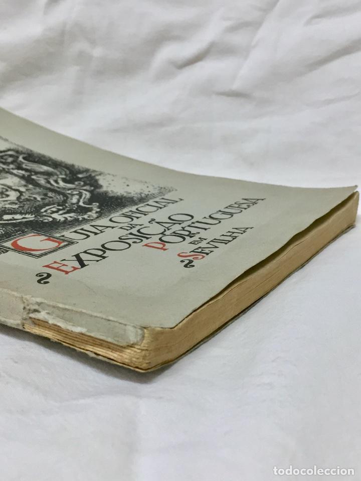 Libros antiguos: GUIA OFICIAL EXPOSICION PORTUGUESA SEVILLA 1929 PORTUGAL SEVILHA - Foto 13 - 75118434