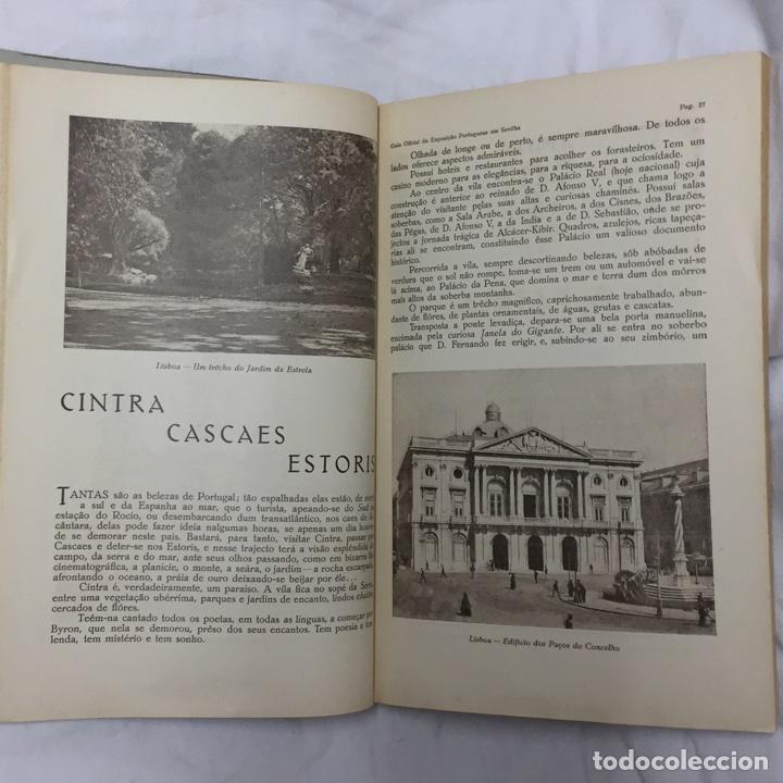 Libros antiguos: GUIA OFICIAL EXPOSICION PORTUGUESA SEVILLA 1929 PORTUGAL SEVILHA - Foto 9 - 75118434