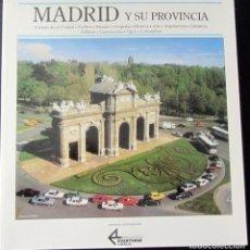Libros antiguos: MADRID Y SU PROVINCIA. Lote 75495203