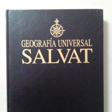 Libros antiguos: ATLAS DE ESPAÑA SALVAT. Lote 75603891
