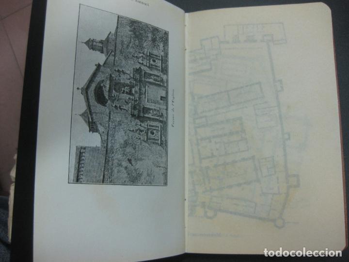 Libros antiguos: GUIA DE POBLET. ANTONI PALAU I DUCET. IMPREMTA ROMANA 1931. - Foto 4 - 75694391