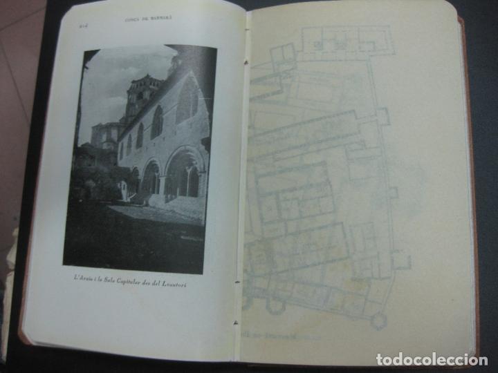 Libros antiguos: GUIA DE POBLET. ANTONI PALAU I DUCET. IMPREMTA ROMANA 1931. - Foto 5 - 75694391