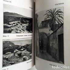 Libros antiguos: POR LA VIEJA EXTREMADURA. (PROVINCIA DE CÁCERES). 1929. BLÁZQUEZ MARCOS, JOSÉ / FOTOS DE T. MARTÍN. Lote 287194098