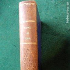 Libros antiguos: HISTORIA DEL FERROL 1.859 JOSÉ MONTERO Y AROSTEGUÍ. Lote 76585067