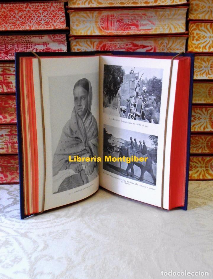 Libros antiguos: LA INDIA MISTERIOSA . Rajahs , Brahmanes y faquires . Autor : Chauvelot, Robert - Foto 5 - 80111829