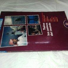 Libros antiguos: TODOS LOS PAISES DEL MUNDO-EL PERIODICO-1991-Nº3 BA-BU. Lote 80654062