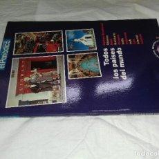 Libros antiguos: TODOS LOS PAISES DEL MUNDO-EL PERIODICO-1991-Nº8 GU-IS. Lote 80654546