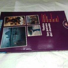 Libros antiguos: TODOS LOS PAISES DEL MUNDO-EL PERIODICO-1991-Nº5 CO-DI. Lote 80654738