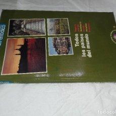Libros antiguos: TODOS LOS PAISES DEL MUNDO-EL PERIODICO-1991-Nº18 ESP-1. Lote 80654938