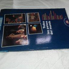 Libros antiguos: TODOS LOS PAISES DEL MUNDO-EL PERIODICO-1991-Nº6 DO-FI. Lote 80655046
