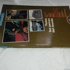 Libros antiguos: TODOS LOS PAISES DEL MUNDO-EL PERIODICO-1991-Nº7 FI-GU. Lote 80655178
