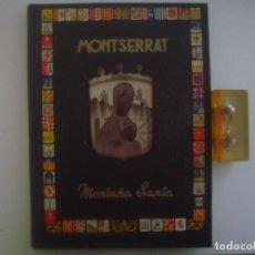 Libros antiguos: BALDOMÁ ALOS. MONTSERRAT. MONTAÑA SANTA. 1945. GRAN FOLIO. MUY ILUSTRADO. . Lote 84430512