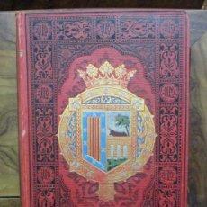 Libros antiguos: ESPAÑA SUS MONUMENTOS Y ARTES... SALAMANCA, ÁVILA Y SEGOVIA. JOSÉ Mª QUADRADO. 1884.. Lote 84638484