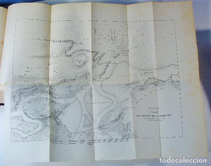 Libros antiguos: DERROTERO DE LA COSTA SEPTENTRIONAL DE ESPAÑA. PARTE PRIMERA. AÑO 1860. DE CORUÑA A GIJÓN. - Foto 4 - 86018052