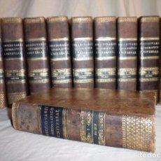 Libros antiguos: DICCIONARIO GEOGRAFICO UNIVERSAL - AÑO 1831 - MONUMENTAL OBRA.. Lote 89516008