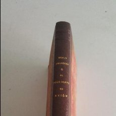 Libros antiguos: AL POLO NORTE EN AVION - ROALD ADMUNSEN - 1926 - ED. CERVANTES. Lote 91017450