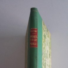 Libros antiguos: GUIA MODERNA DEL MONESTIR DE POBLET - 1934- JOAQUIN GUITERT I FONTSERE. Lote 91027470
