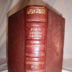 Libros antiguos: PARIS,LONDRES Y MADRID - AÑO 1861 - E.DE OCHOA - VIAJES ILUSTRADO.. Lote 91292135