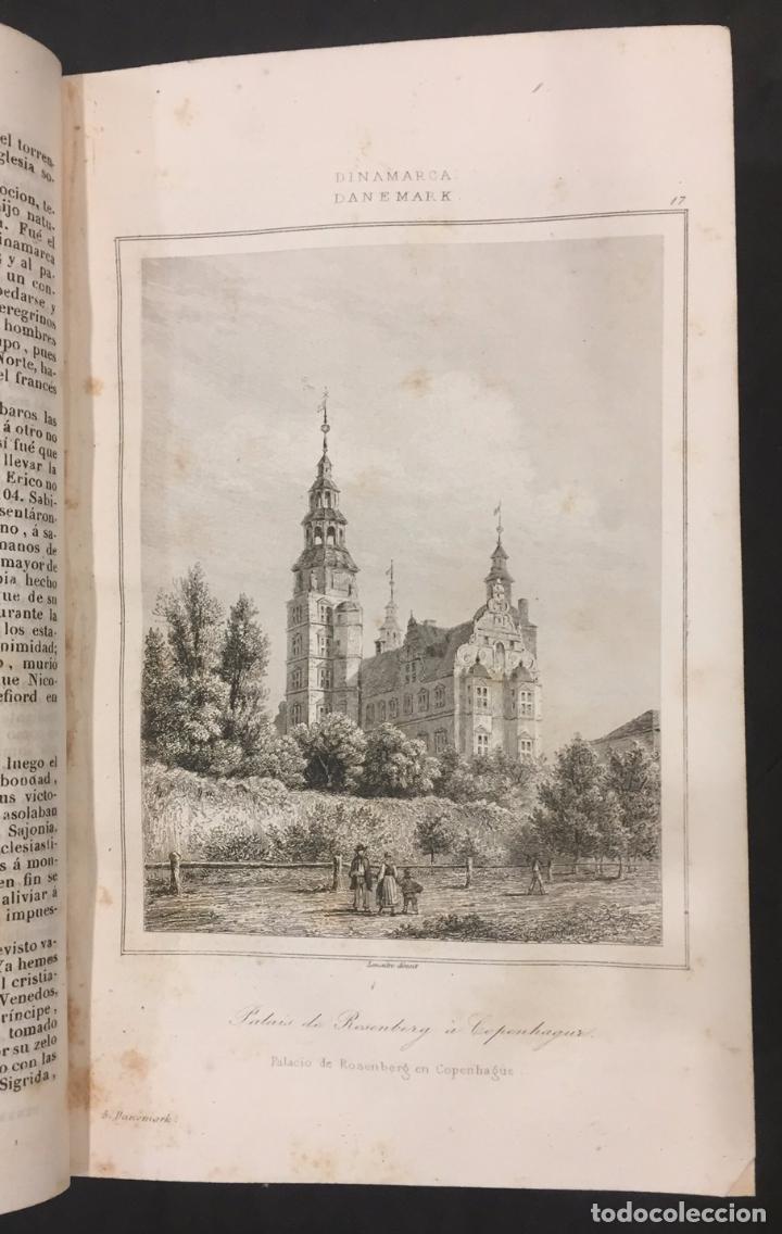 Libros antiguos: Historia de Dinamarca. /Historia de las Ciudades Anseáticas - Foto 4 - 76276718